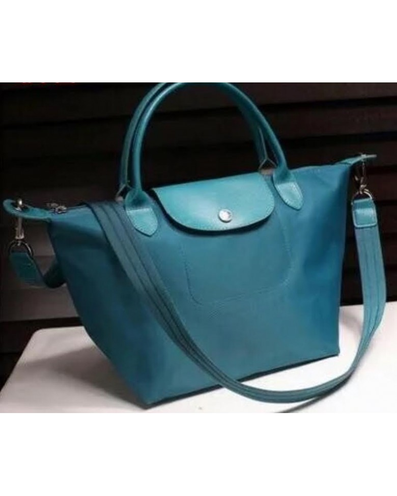 80453f9cd Longchamp Le Pliage Neo Nylon Tote/Sling Handbag (small & medium size)