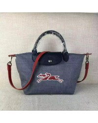 Premium Quality LONGCHAMP Le Pliage On The Road Tote / Sling Handbag (SMALL & MEDIUM size)