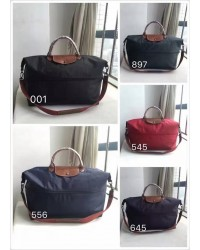 (Premium Quality) LONGCHAMP Bag Le Pliage Neo Foldable & Exendable Luggage / Travel Tote / Sling Handbag