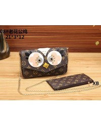 LOUIS VUITTON Bag LV Cutie Bird Design Sling Bag (Inspired)