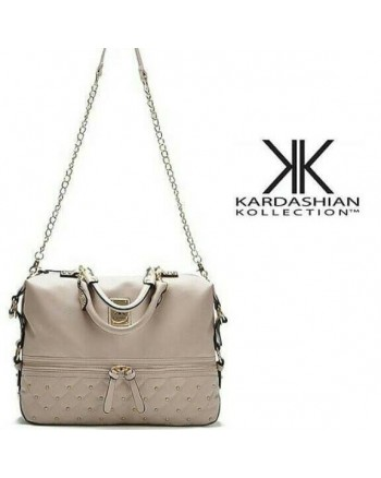 Kardashian Kollection PU Leather Selma Bag