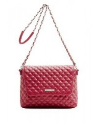 MNG Quilted Sling Bag