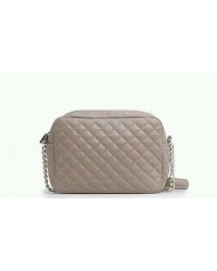 MNG Studded Quilted Tote