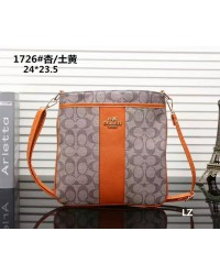 COACH SIGNATURE CROSSBODY/SLING BAG 1726