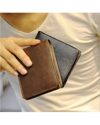 Korean Le Vogue Bag Men Palacio Leather Wallet