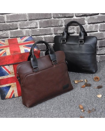 Korean Le Vogue Men Bag New Decent Laptop Briefcase Tote / Sling Handbag