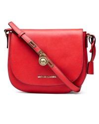Michael Kors Locker Saffiano Effect Sling Handbag